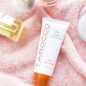 Cali Cosmetics Foot Cream with Menthol in Tarocco